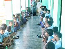 droplets-of-milk-mixed-in-water-in-ups-midday-meal-milk-scheme