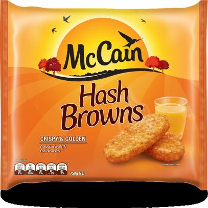 mcCain Hash Browwns