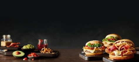 mcDonald's Pushes Produce in New Sandiches