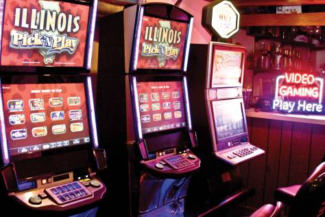 video gambling machines