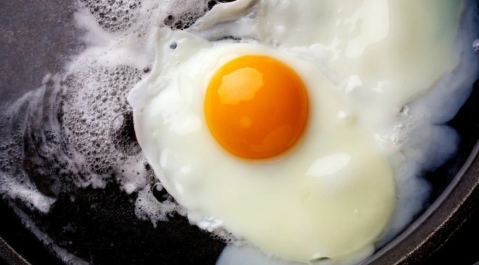 Eggciting News: Eggs Aren't As Unhealthy As Formerly Reported